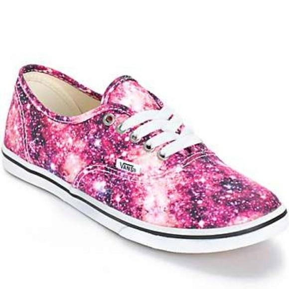 5d1399d44aba Vans cosmic cloud galaxy pink. Lo pro. M 5a7e06e82ae12ff48ea880c3